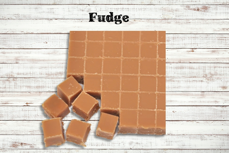 Handmade Loose Fudge