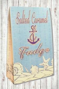 Salted Crarmel Fudge