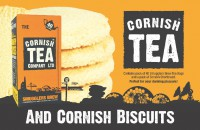 Cornish Tea & Biscuits