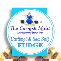 The Cornish Maid Caramel & Seasalt Fudge FT114