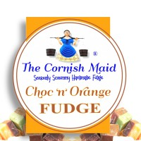 The Cornish MaidChocolate & Orange Fudge FT112