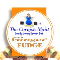 The Cornish Maid Ginger Fudge FT109