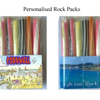 Personalised Rock Pack