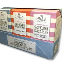 Simply Cornish Triple Pack Biscuits